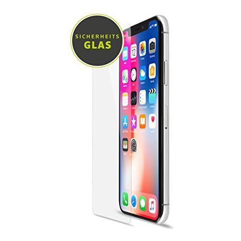 ARTWIZZ SECOND DISPLAY PER IPHONE X - PELLICOLA PROTETTIVA IN VETRO