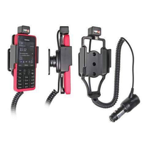 Brodit 512602 Auto Active holder Nero supporto per personal communication