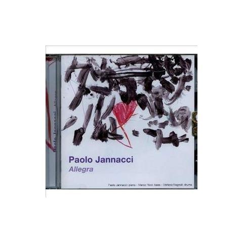 WARNER BROS Cd Jannacci Paolo - Allegra