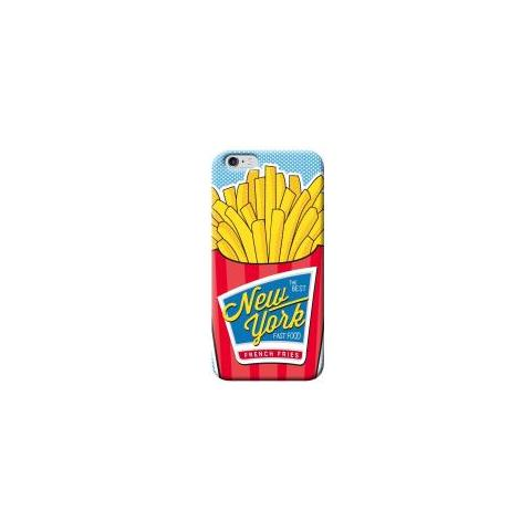 BENJAMINS Cover French Fries in TPU per iPhone 7 Plus