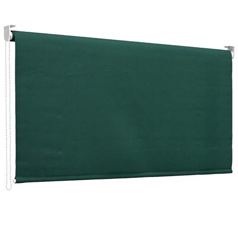 Tenda a Rullo a Caduta Verde Unito 150 x 250