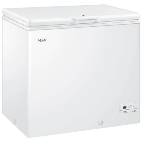 Congelatore Orizzontale HCE203R Classe A+ Capacità 203 Litri Colore Bianco