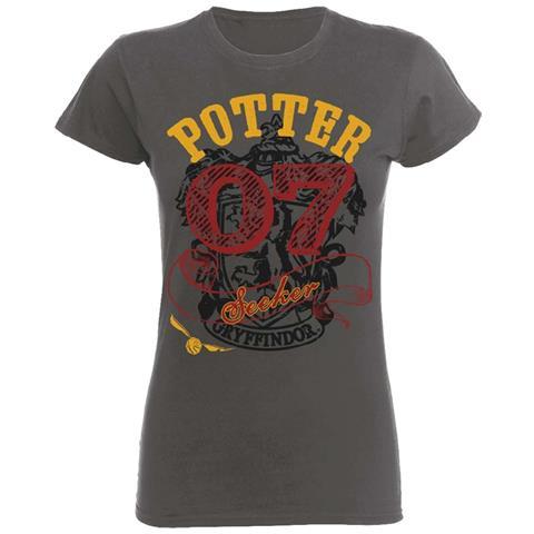 PHM Harry Potter - Potter Seeker (T-Shirt Donna Tg. S)