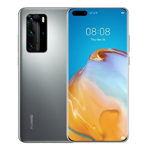 Image of P40 Pro Argento 256 GB 5G Dual Sim Display 6.58'' Full HD+ Slot Micro SD Fotocamera 50 Mpx Android
