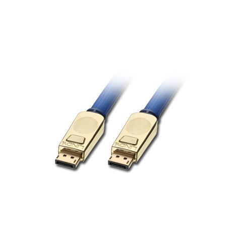 LINDY Cavo DisplayPort Premium Gold - 3m