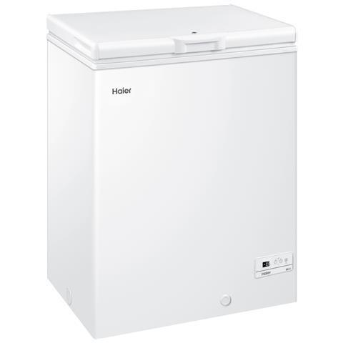 Congelatore Orizzontale HCE143R Classe A+ Capacità Lorda 148 L Colore Bianco