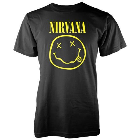 PHM Nirvana - Smiley Logo (T-Shirt Unisex Tg. XL)