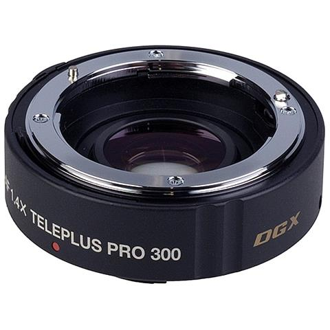 Moltiplicatore di Focale PRO 300 AF DGX 1.4X Attacco Nikon-AF Nero
