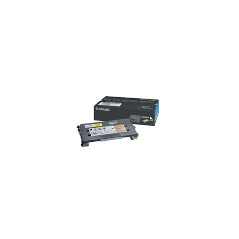 Image of 00C500H2YG Toner Originale Giallo per C500n / X50x Capacit