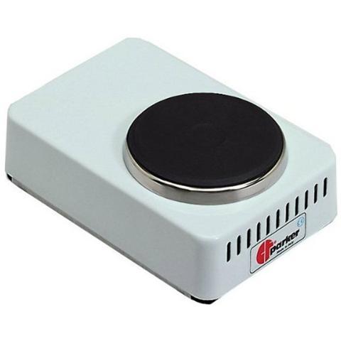 PARKER 5310P Fornello ad 1 Piastra Elettrica Colore Bianco