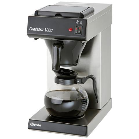 A190053 Macchina per caffè a filtro all'americana Contessa 1000