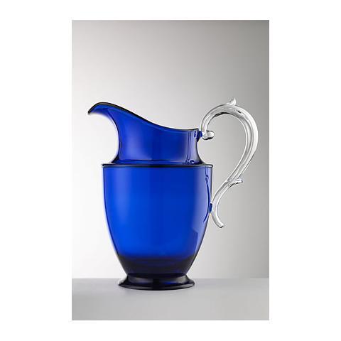 Brocca Federica Acrilico Capacità 3 Litri Colore Blu