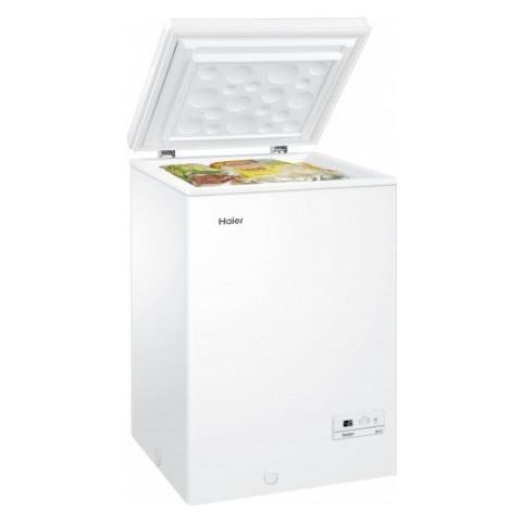 Congelatore Orizzontale HCE103R Classe A+ Capacità Lorda / Netta 106 / 103 L Colore Bianco