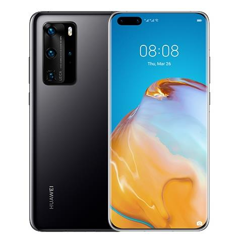 Image of P40 Pro Nero 256 GB 5G Dual Sim Display 6.58'' Full HD+ Slot Micro SD Fotocamera 50 Mpx Android