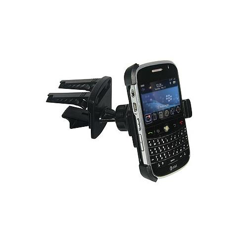 Amzer AMZ20649 Auto Passive holder Nero supporto per personal communication