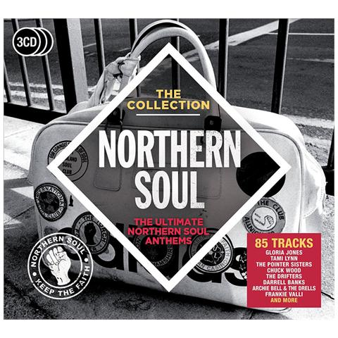 WARNER BROS Northern Soul - The Collection (3 Lp)
