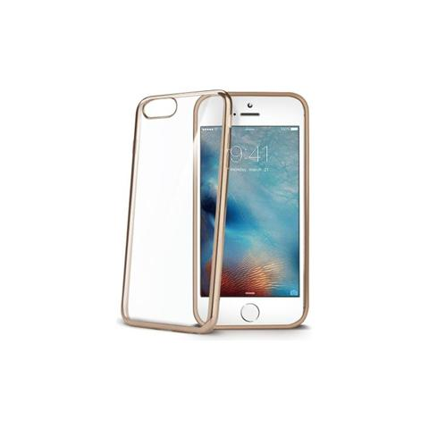 CELLY Laser Cover Iphone 7 Gold