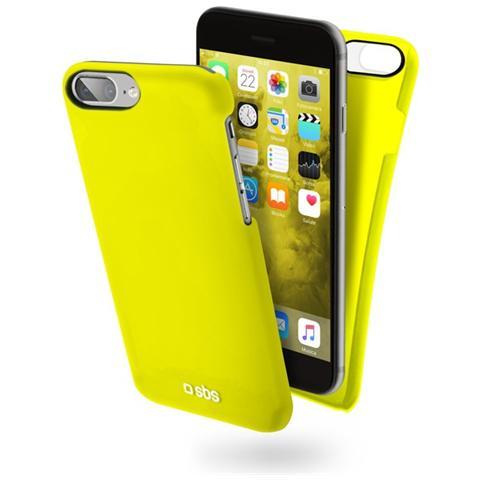 SBS Cover Colorfeel Per Iphone 7 Plus Giallo