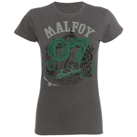 PHM Harry Potter - Seeker Malfoy (T-Shirt Donna Tg. M)