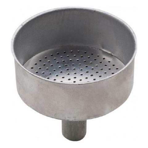 , Ricambio Imbuto Alluminio Per Caffettiera - 2 Tazze