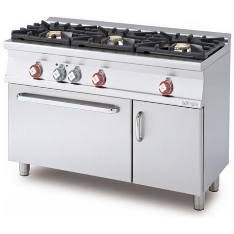 Cucina A Gas Professionale Afp / Cf3-512gev