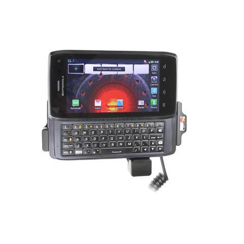 Brodit 512375 Auto Active holder Nero supporto per personal communication
