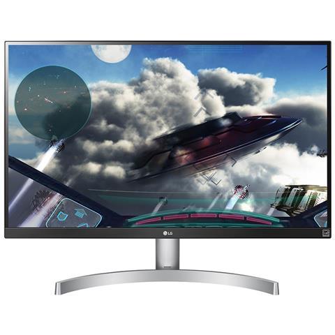 Image of Monitor 27' 27UK600, LED IPS UltraHD 4K HDR 10, 3840x2160, AMD FreeSync, 1 Miliardo di Colori (10bit), 2x HDMI 1x Display Port, Uscita Audio