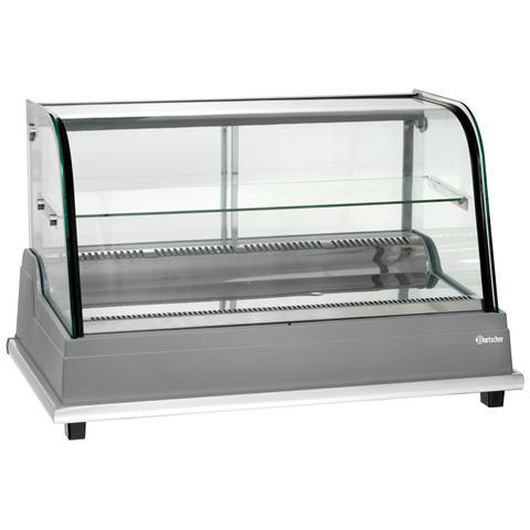 700206G Vetrinetta refrigerata per alimenti 154 litri 2-6 C