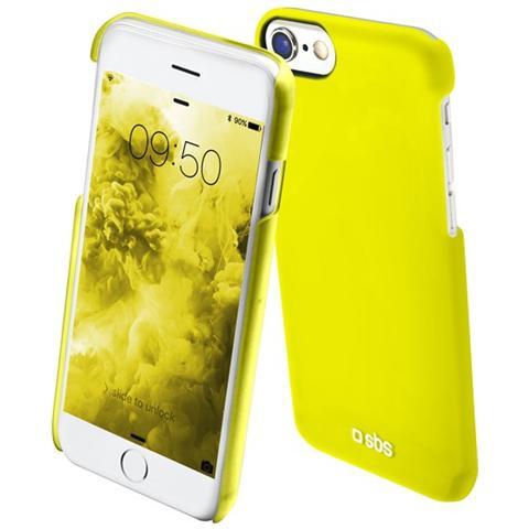 SBS Cover Colorfeel Per Iphone 7 Giallo