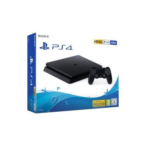 SONY Console Playstation 4 Slim 500GB