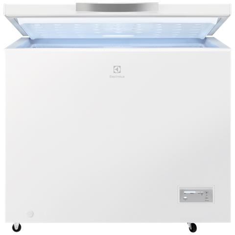 Congelatore Orizzontale LCB3LF26W0 Classe A+ Capacità Netta 254 Litri Colore Bianco