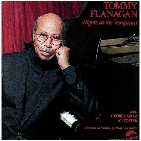 UPTOWN Tommy Flanagan - Nights At The Vanguard