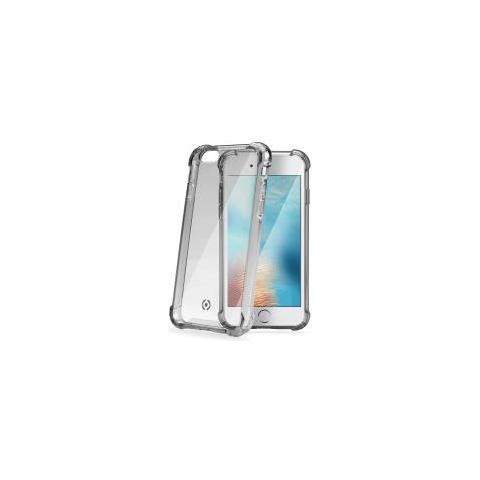CELLY Cover Rigida Armor per iPhone 7 - Nero