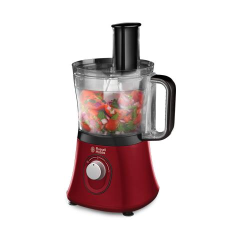 Robot da Cucina Desire Capacità 1.5 Litri Potenza 750 W Colore Rosso