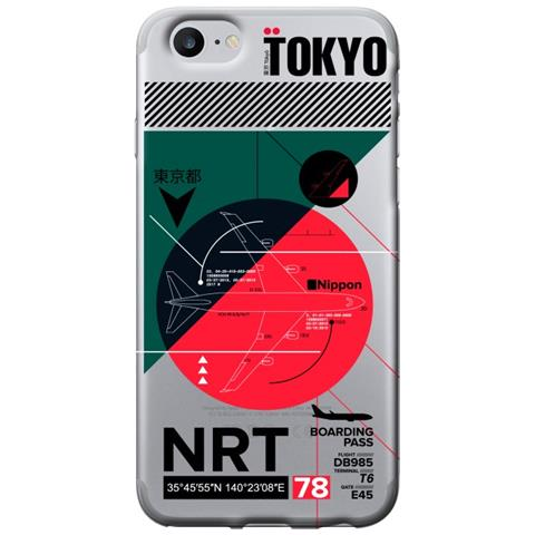 BENJAMINS Airport Tokyo Cover Iphone 7