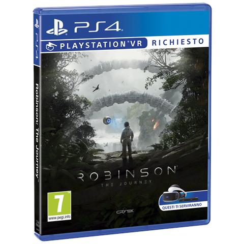 SONY PS4 - Robinson: The Journey VR