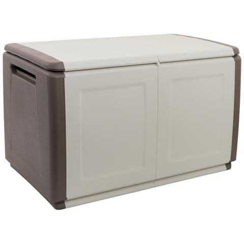 Baule / cassapanca Cube Artplast In Resina / polipropilene Da Esterno L: 960 P: 530 H: 570