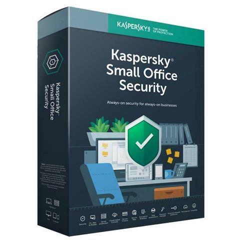 Antivirus Small Office Security 7 Licenza Base 10 Licenza 1 Anno (Italiano)