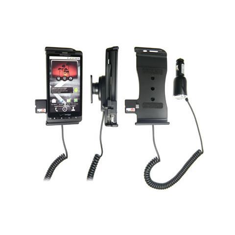 Brodit 512190 Auto Active holder Nero supporto per personal communication