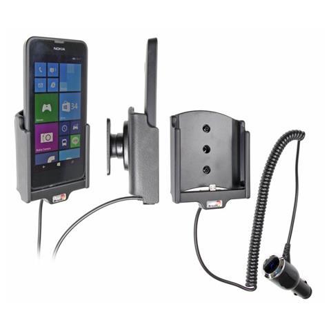 Brodit 512643 Active holder Nero supporto per personal communication