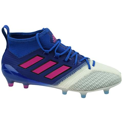 adidas Ace 17.1 Primeknit Fg Bb4319, Uomo, Blu, Allenatori Di Calcio, Numero: 42 23 Eu