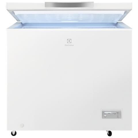 Congelatore Orizzontale LCB3LF20W0 Classe A+ Capacità Netta 198 Litri Colore Bianco