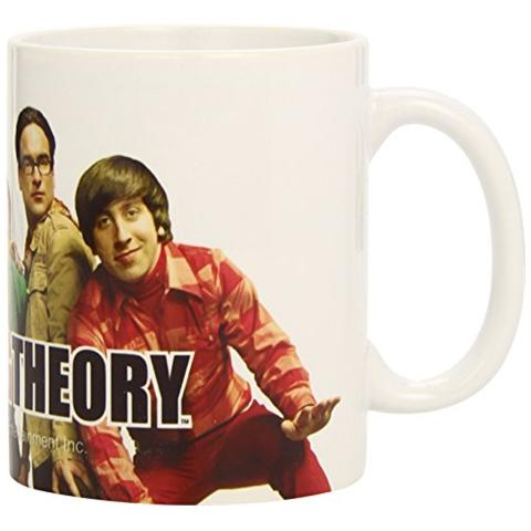Big Bang Theory Mug Cast Tazza