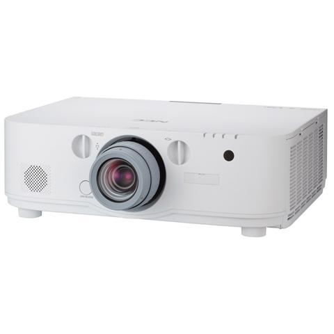 NEC Proiettore PA621U LCD WUXGA 6200 ANSI lm Rapporto Contrasto 6000:1 USB 2HDMI