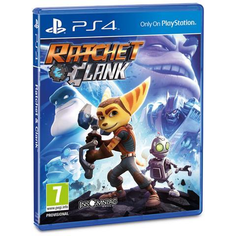 SONY PS4 - Ratchet & Clank