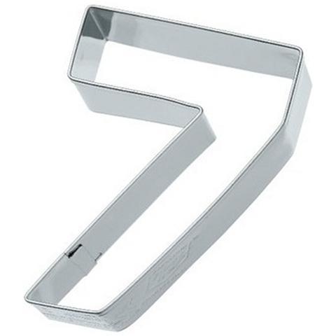 Tagliapasta Numero 7 In Metallo 6 Cm