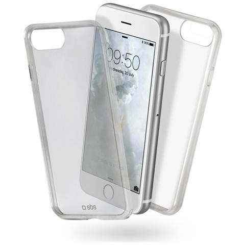 SBS Cover Clear Fit Per Iphone 7