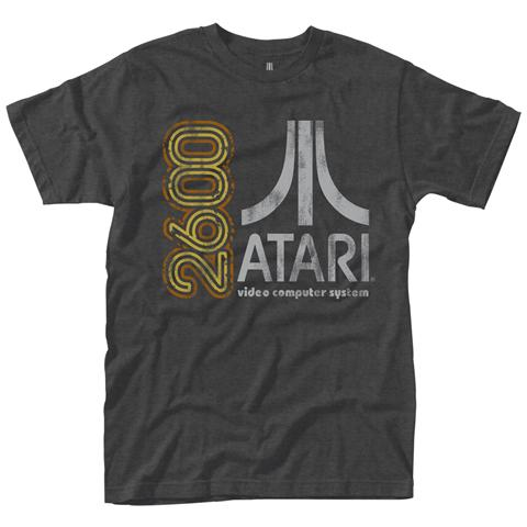 PHM Atari - 2600 (T-Shirt Unisex Tg. Xl)