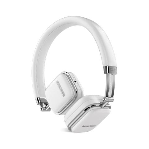 HARMAN KARDON Cuffie Sovraurali Soho Wireless Bluetooth Colore Bianco