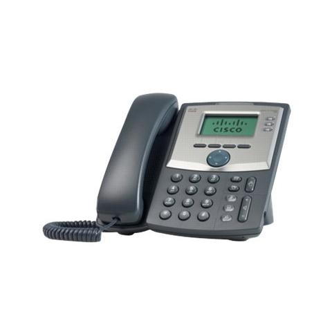 Image of 3 Line IP Phone with Display and PC Port